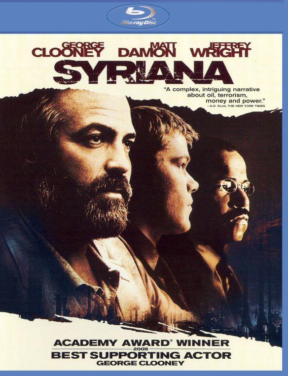 Syriana [Blu-ray] [2005] 8120197