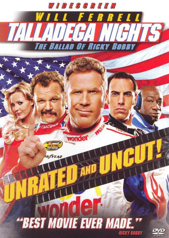 Talladega Nights: The Ballad of Ricky Bobby [WS] [DVD] [2006] 8122738