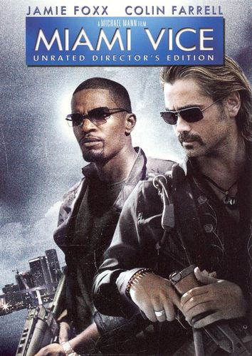 Miami Vice [Unrated Director's Edition] [DVD] [2006] 8122756