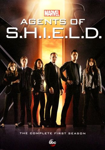 Agents of S.H.I.E.L.D.: The Complete First Season [DVD] 8123009
