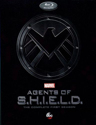 Agents of S.H.I.E.L.D.: The Complete First Season [Blu-ray] 8124008