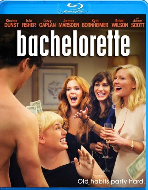 Bachelorette [Blu-ray] [2011] 8129069