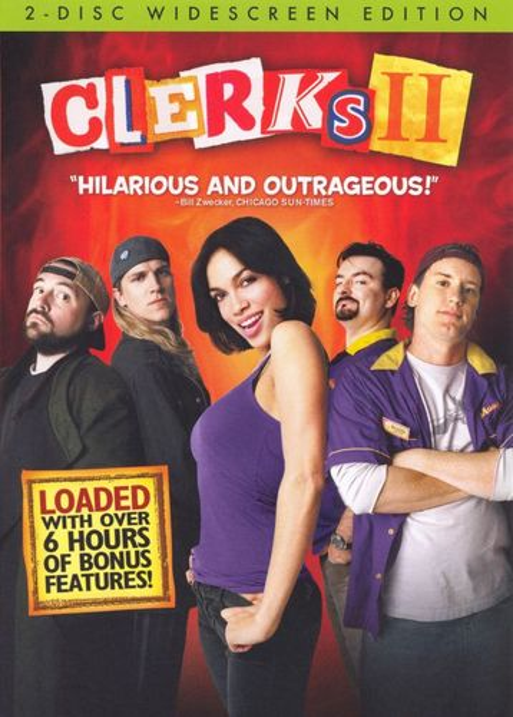 Clerks II [WS] [2 Discs] [DVD] [2006] 8130818