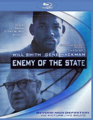 Enemy of the State [Blu-ray] [1998] 8133192