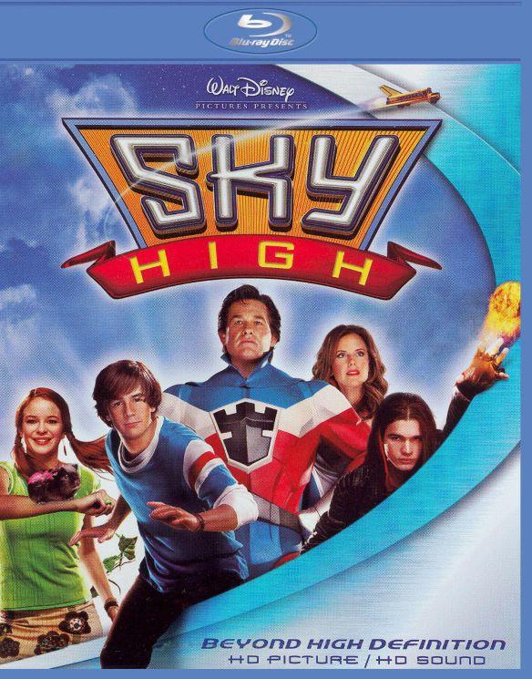 Sky High [Blu-ray] [2005] 8133227
