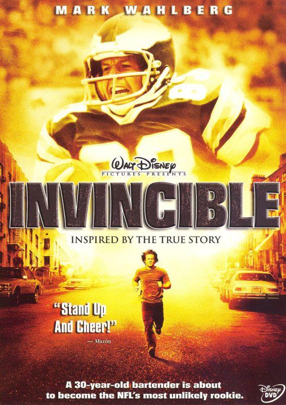 Invincible [WS] [DVD] [2006] 8134636