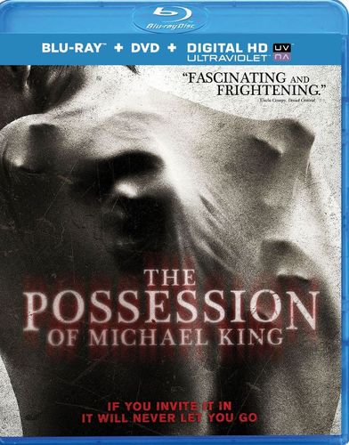 The Possession of Michael King [2 Discs] [Includes Digital Copy] [UltraViolet] [Blu-ray/DVD] [2013] 8138009
