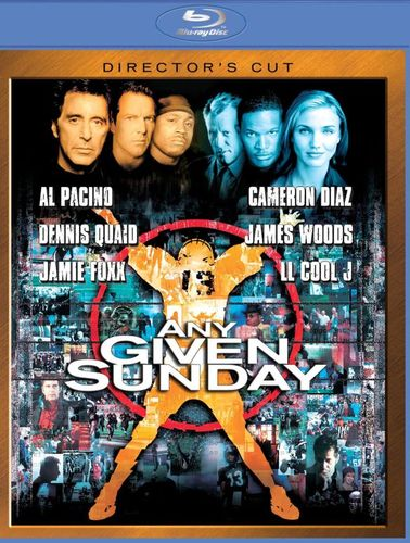 Any Given Sunday [15th Anniversary] [Blu-ray] [1999] 8138045
