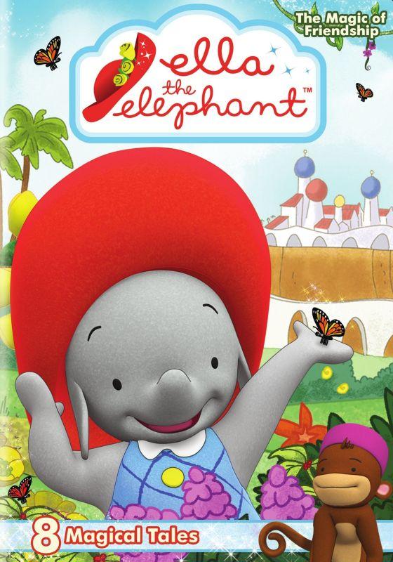 Ella the Elephant: The Magic of Friendship [DVD] 8138063