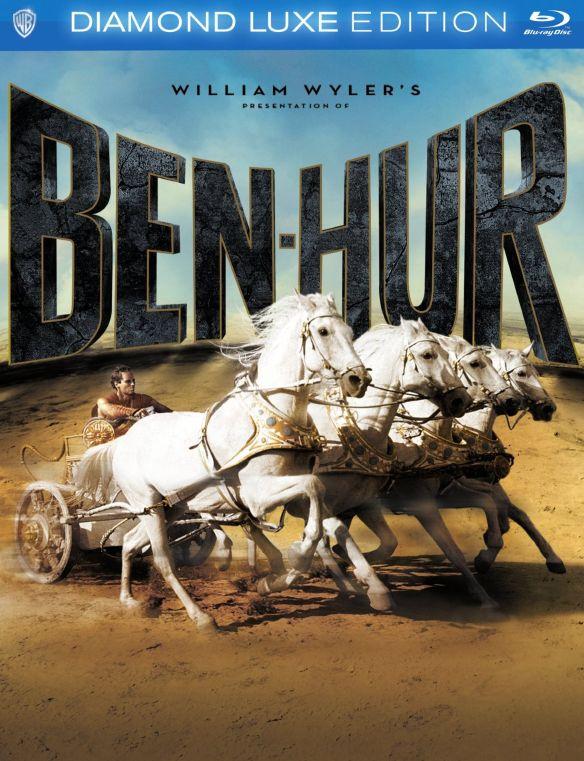 Ben-Hur [Diamond Luxe Edition] [2 Discs] [Blu-ray] [1959] 8138123
