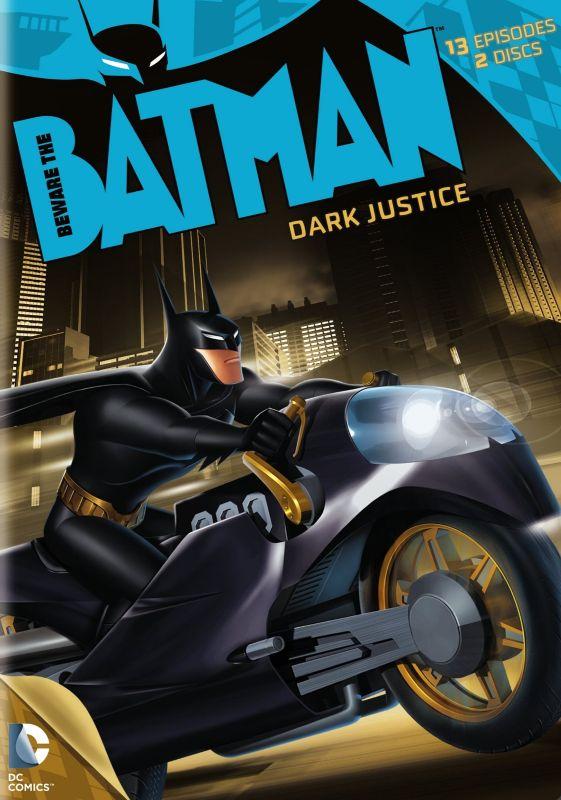 Beware the Batman: Dark Justice [2 Discs] [DVD] 8138141
