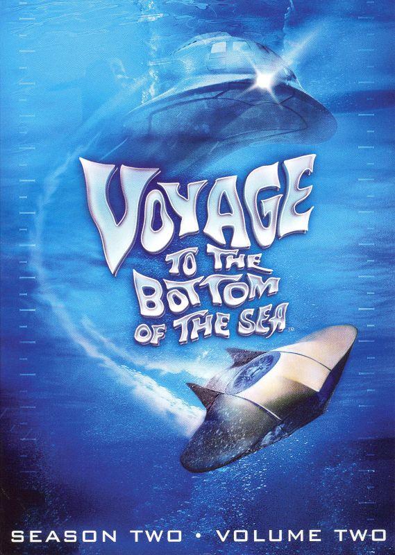 Voyage to the Bottom of Sea: Season 2, Vol. 2 [3 Discs] [DVD] 8138963