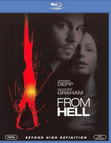 From Hell [Blu-ray] [2001] 8150868