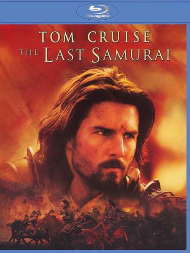 The Last Samurai [Blu-ray] [2003] 8152349