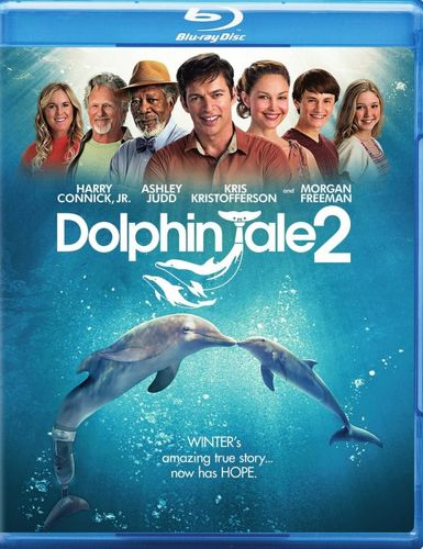 Dolphin Tale 2 [2 Discs] [Includes Digital Copy] [UltraViolet] [Blu-ray/DVD] [2014] 8154112