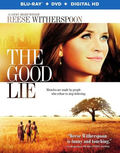 The Good Lie [2 Discs] [Includes Digital Copy] [UltraViolet] [Blu-ray/DVD] [2014] 8154121