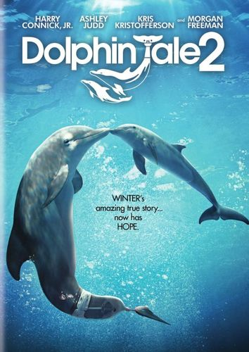Dolphin Tale 2 [Includes Digital Copy] [UltraViolet] [DVD] [2014] 8154185