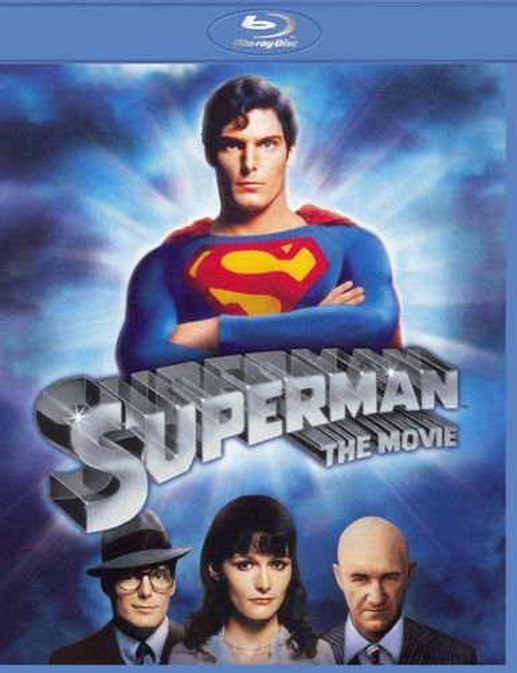 Superman: The Movie [Blu-ray] [1978] 8161758