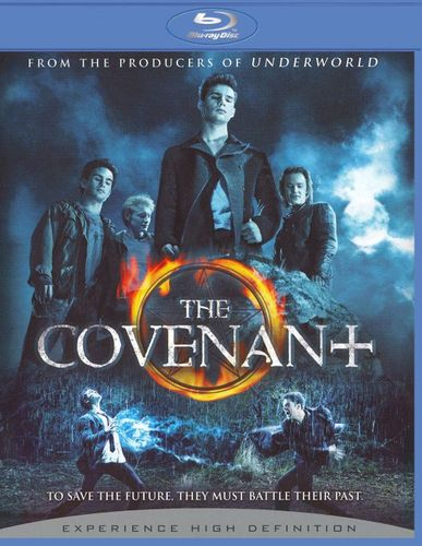 The Covenant [Blu-ray] [2006] 8161954