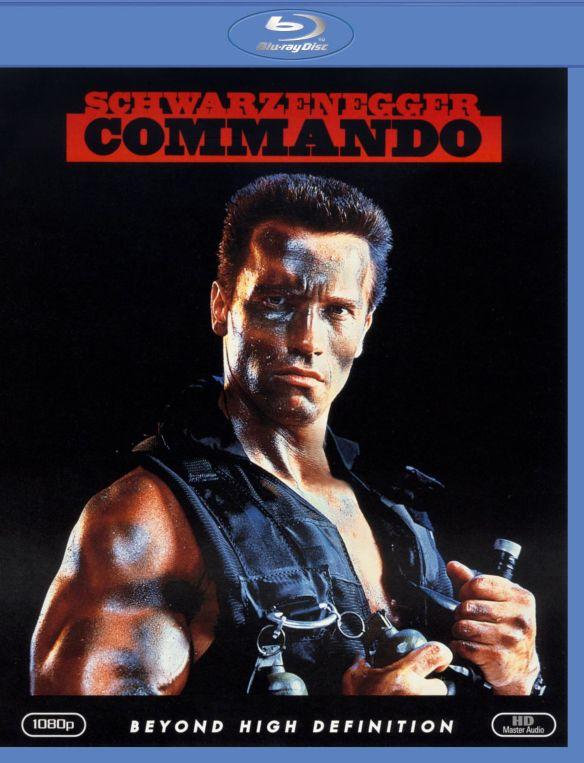 Commando [WS] [Blu-ray] [1985] 8162025