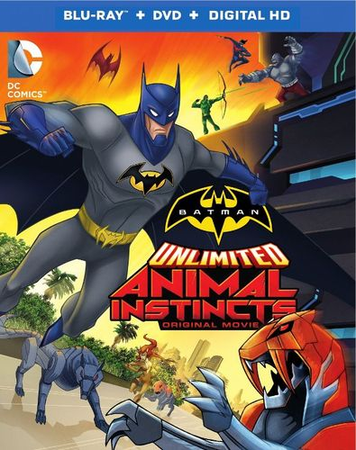 Batman Unlimited: Animal Instincts [Blu-ray] 8165184