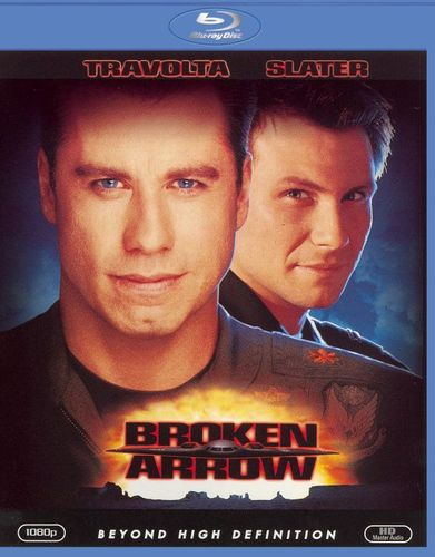 Broken Arrow [Blu-ray] [1996] 8165415