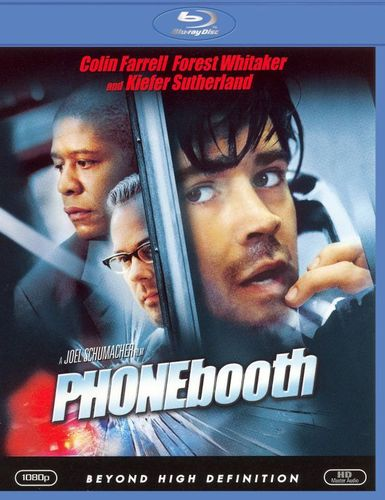 Phone Booth [Blu-ray] [2003] 8165451