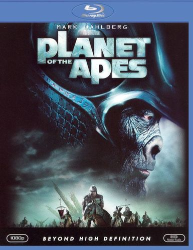 Planet of the Apes [Blu-ray] [2001] 8165488