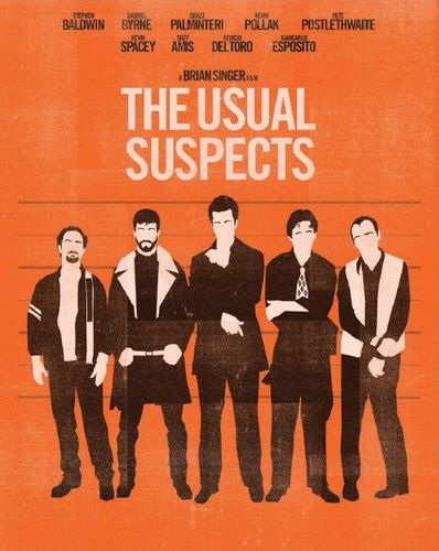The Usual Suspects [Blu-ray] [1995] 8165521
