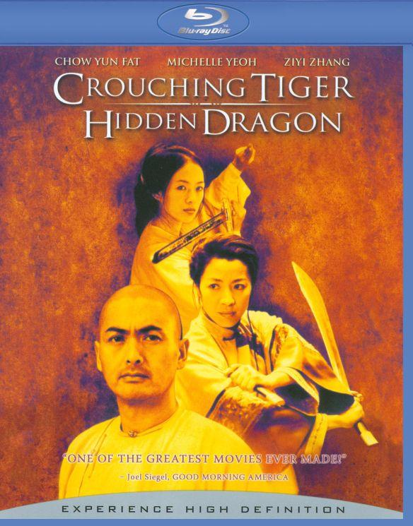 Crouching Tiger, Hidden Dragon [Blu-ray] [2000] 8165558