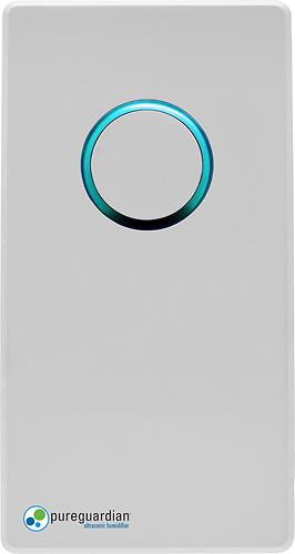 GermGuardian - Elite Pluggable UV-C Air Sanitizer and Deodorizer - White 8178003