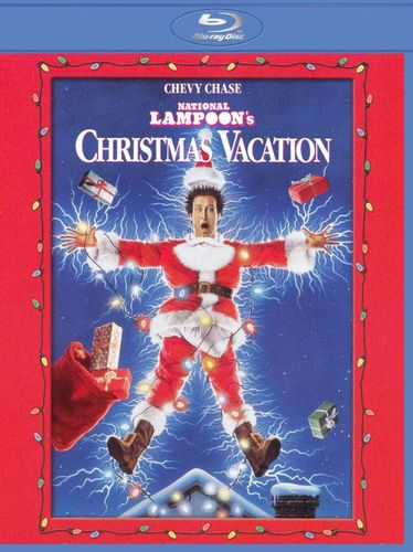 National Lampoon's Christmas Vacation [Blu-ray] [1989] 8179268
