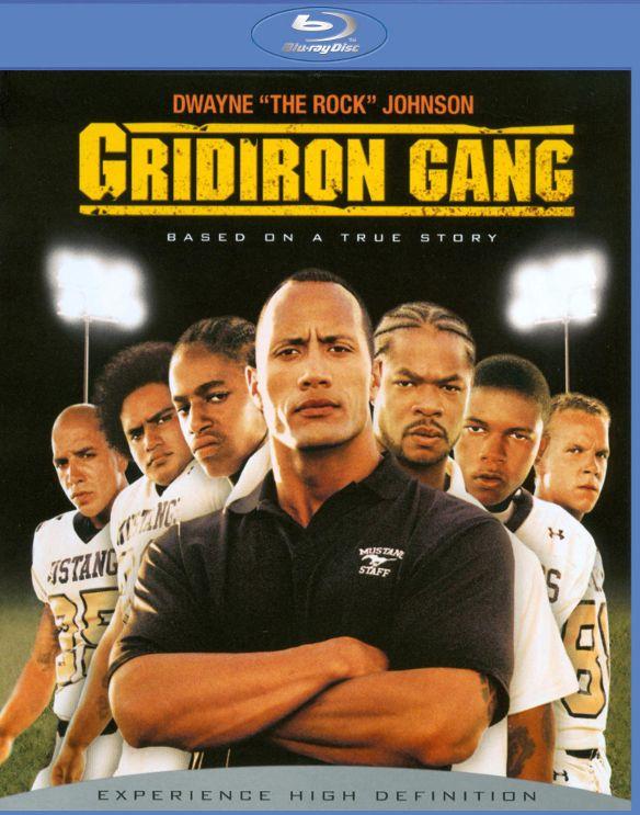 Gridiron Gang [Blu-ray] [2006] 8180489