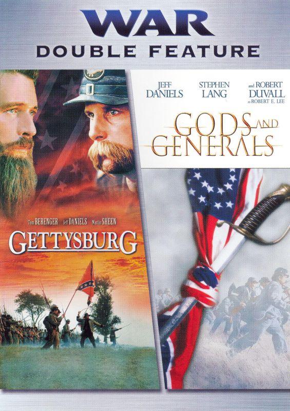 Gettysburg/Gods and Generals [2 Discs] [DVD] 8183958