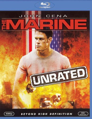 The Marine - Unrated [Blu-ray] [2006] 8184653