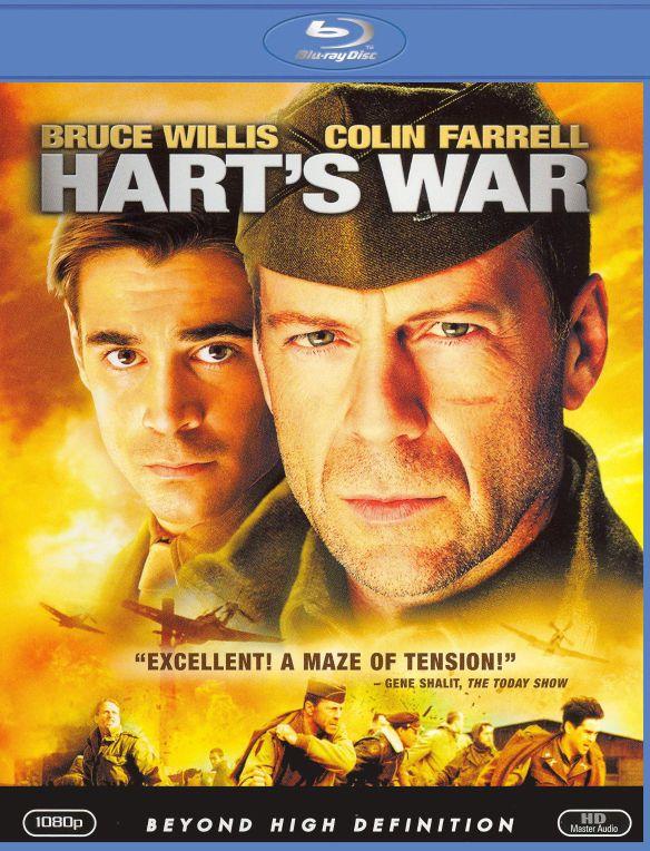 Hart's War [WS] [Blu-ray] [2002] 8184662
