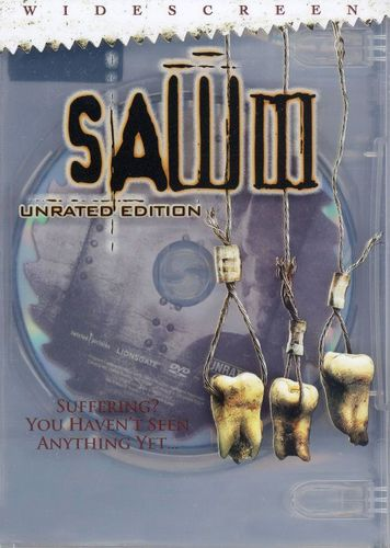 Saw III [Unrated] [WS] [DVD] [2006] 8188141