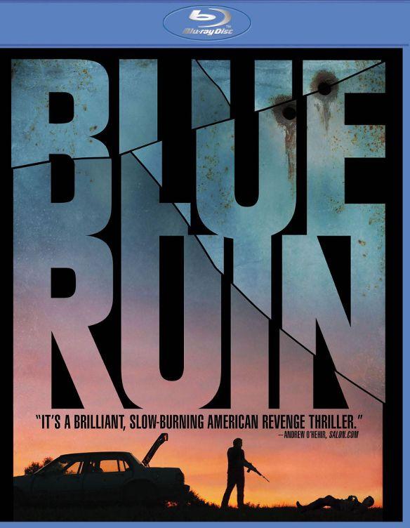 Blue Ruin [Blu-ray] [2013] 8191257