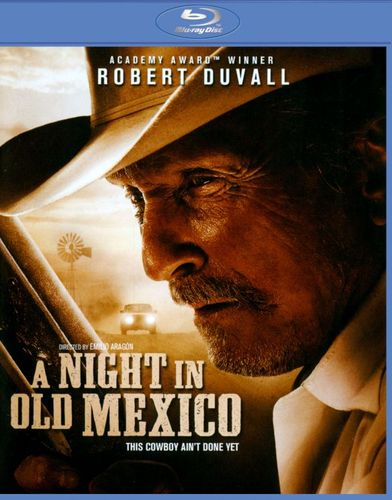 A Night in Old Mexico [Blu-ray] [2013] 8191361