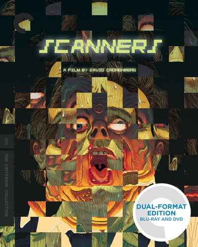 Scanners [Criterion Collection [2 Discs] [Blu-ray/DVD] [1981] 8191638