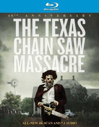 The Texas Chainsaw Massacre [Blu-ray] [1974] 8191729