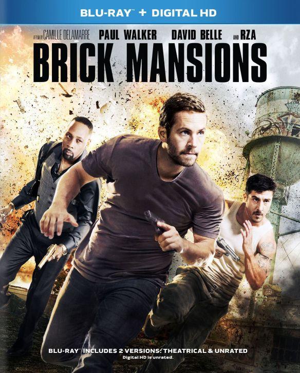 Brick Mansions [Blu-ray] [2014] 8191847