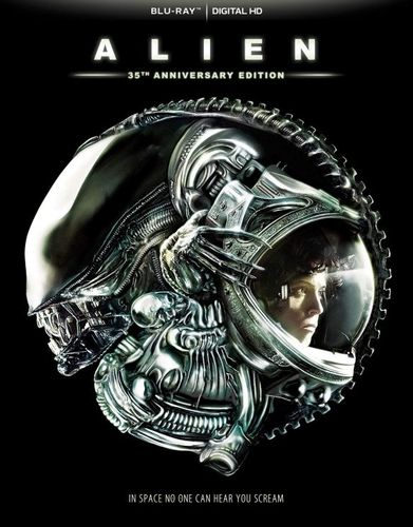 Alien [35th Anniversary] [Blu-ray] [1979] 8191865