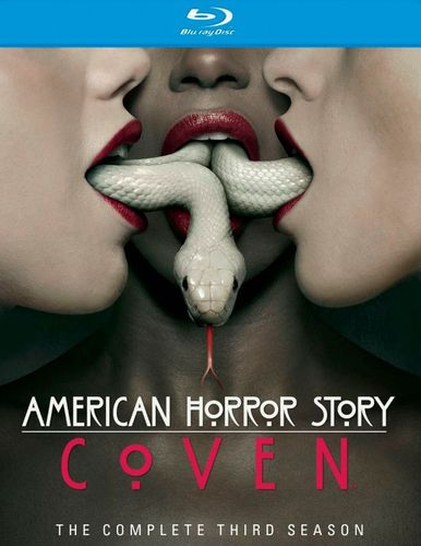 American Horror Story: Coven [3 Discs] [Blu-ray] 8191874