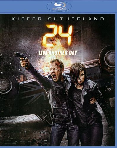 24: Live Another Day [3 Discs] [Blu-ray] 8191883
