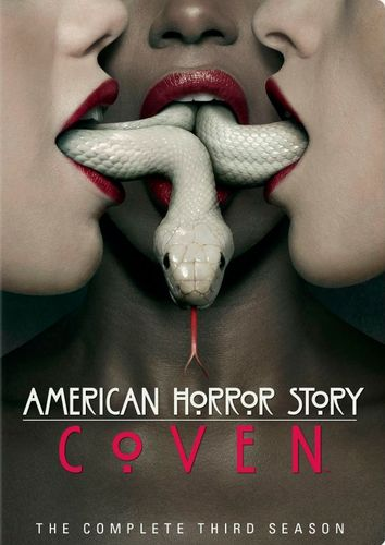American Horror Story: Coven [4 Discs] [DVD] 8191938