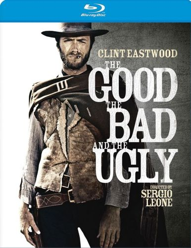 The Good, the Bad and the Ugly [Blu-ray] [1966] 8192036