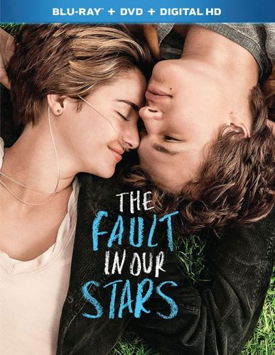 The Fault in Our Stars [Blu-ray] [2014] 8192045