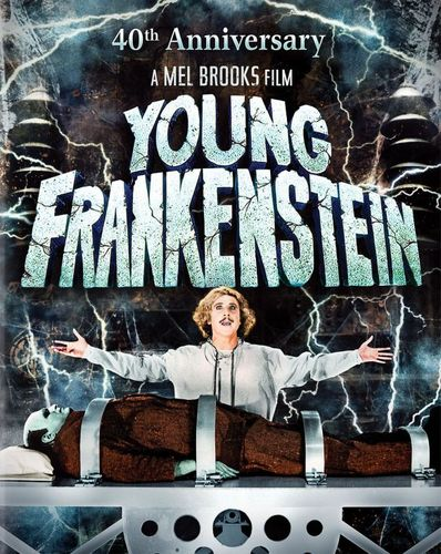 Young Frankenstein [40th Anniversary] [Blu-ray] [1974] 8192342