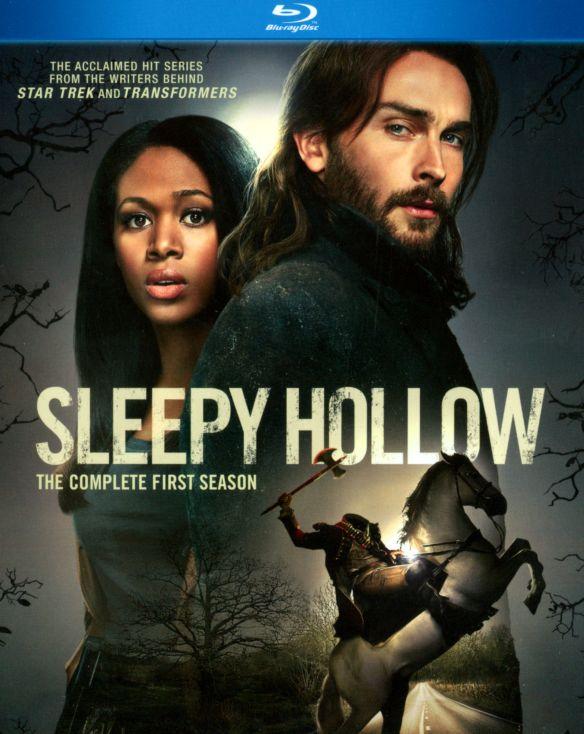Sleepy Hollow: The Complete First Season [3 Discs] [Blu-ray] 8192397